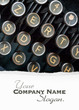 Vintage Typewriter keys  custom