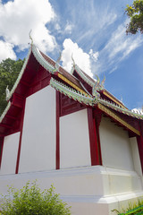 architecture style of thailand temple