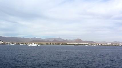 Coast of Egypt