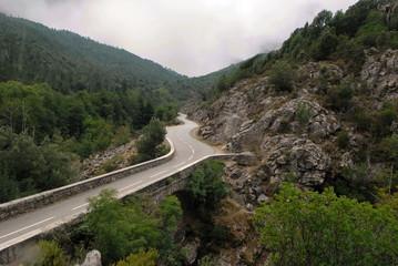 Route des Gorges du Prunelli