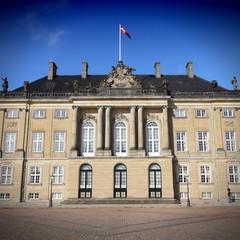 Copenhagen - Amalienborg