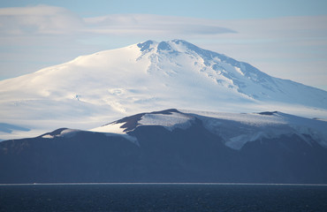 Nature of Antarctic