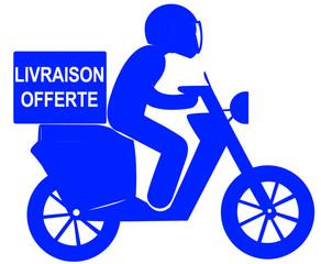 scooter livraison offerte