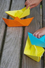 papership toy play