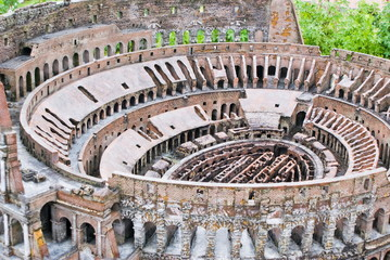 Colosseum, Italy in Miniature Park, Rimini