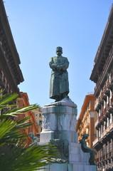 Pomnik króla Włoch Umberto I w Neapolu
