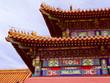 Retro look Tiananmen in Peking