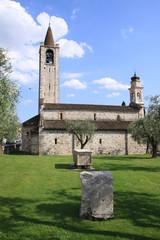 Bardolino Chiesa romanica San Severo