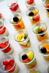 Frucht Dessert
