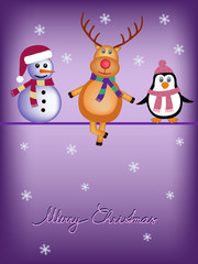 children christmas card