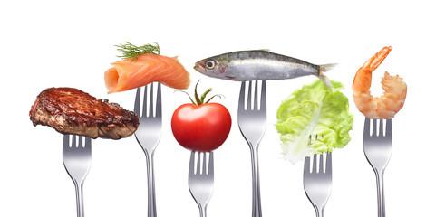 Sehr gesunde Ernährung