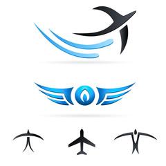 Schwalbe, Vögel, Airline