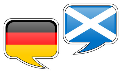 German-Scottish Conversation