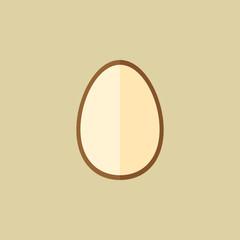 Egg. Food Flat Icon