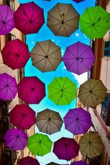 Festa degli ombrelli