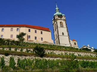 Burg Melnik