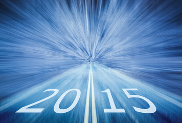 New Year is on My way