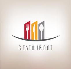 Vector restaurant menu design - Ilustración