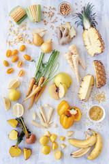 Yellow food group