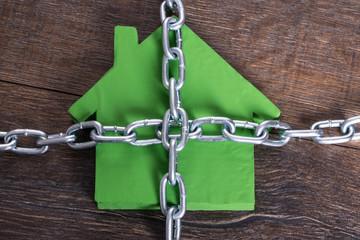 Home privacy concept
