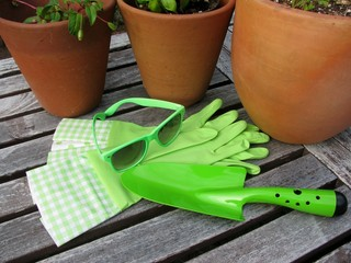 Garden accessories for the lady gardener