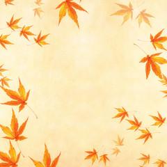 秋の背景素材