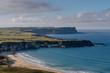 Leinwanddruck Bild - Whitepark Bay, Northern Ireland