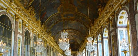 鏡の間、ヴェルサイユ宮殿
