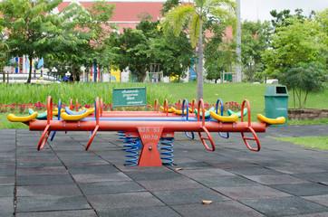 Playgrounds Make Happy