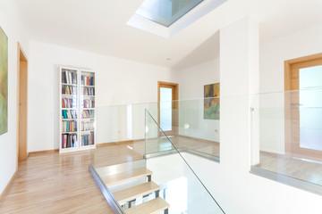 Hallway in modern house