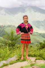 Girl Yao Dzu