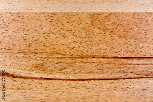 canvas print picture Detailaufnahme einer Kernbuche mit schöner Maserung