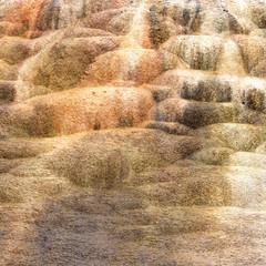 Yellowstone National Park - Mammoth Hot Spring