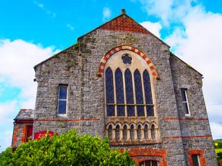 Small church in Cornwall