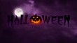 Halloween Spooky Night Video