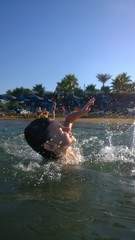 Nuoto in mare