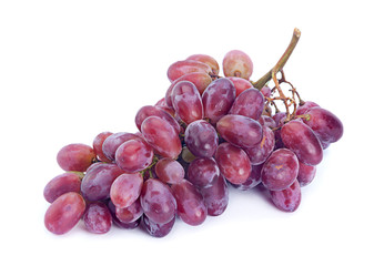 Violet grape fruit
