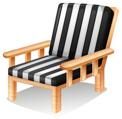 A relaxing chair