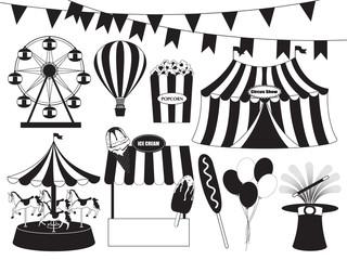 Fun Fair and Circus Collection