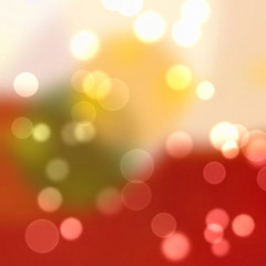 Abstract background (Warm colors)