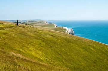 South West Coastal Path, Dorset