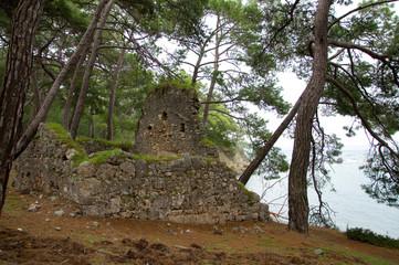 Ruinenstadt Phaselis bei Kemer - Türkei