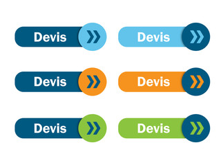 Bouton Web DEVIS (prix tarifs services vente en ligne)