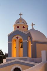 Chapel - Fira - Santorini