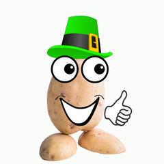 little potato man elf