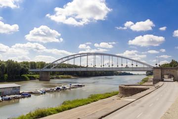 Tisza River at Szeged