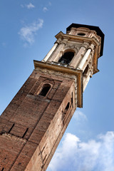 Turm der Kathedrale San Giovanni Battista, Turin