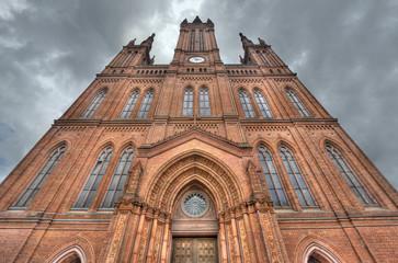 Marktkirche Church in Wiesbaden, Germany