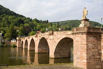Old Bridge of Heidelberg, Germany
