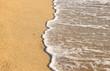 canvas print picture - Beautiful beach